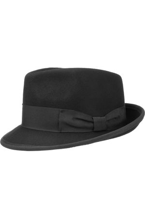 Lipodo The Classic Wool Trilby Vilthoed by