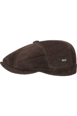 Lipodo Heren Petten - 8 Panel Cordial Flat Cap by
