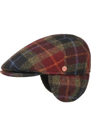 Mayser Simon Harris Tweed Flat Cap by