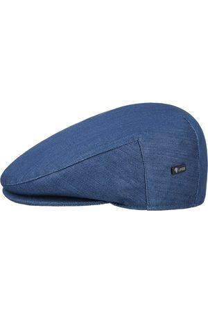 Lipodo Inglese Jeans Flat Cap by