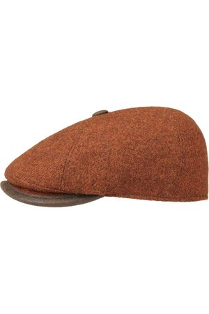 Lierys Harris Tweed Pet met Leer by