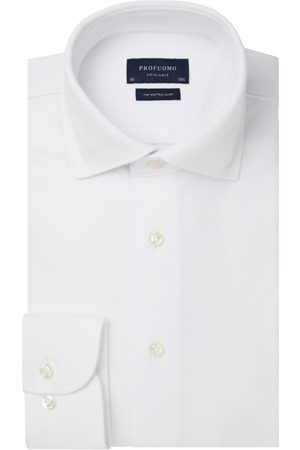 Profuomo Overhemd The Knitted Shirt