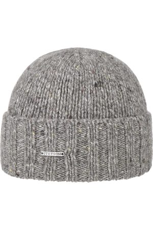 Stetson Wool Cashmere Beanie Muts by