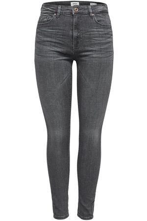 Only Onlpaola Hw Skinny Jeans Dames