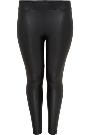 Carmakoma Dames Leggings & Treggings - Cartime Pu Legging
