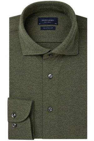 Profuomo Heren Overhemden - Overhemd PP0H0A051