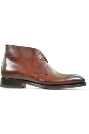 santoni 11734 Brown s