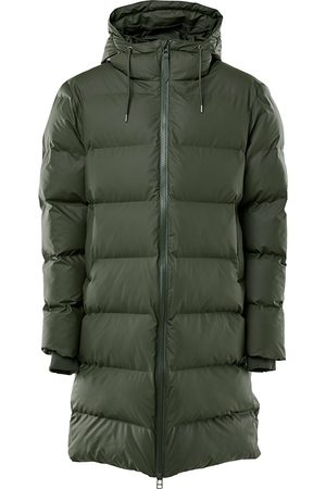 Rains Puffer jackets - Winterjassen Long Puffer Jacket