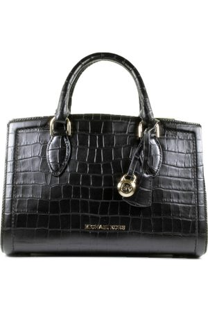 Michael Kors Zoe Medium Satchel Black