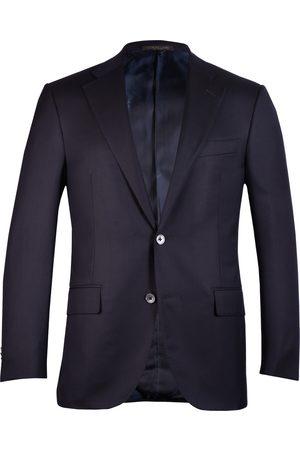 corneliani Heren Pakken - Pak Heren Navy Wool