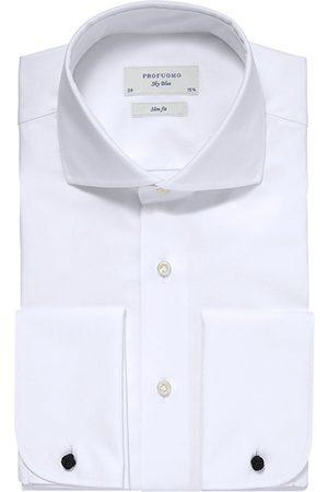 Profuomo Overhemd Heren Royal Twill No.7