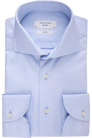 Profuomo Overhemd Heren Royal Twill