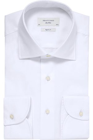 Profuomo Overhemd Heren Royal Twill No.1