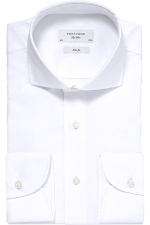Profuomo Overhemd Heren Royal Twill No.6