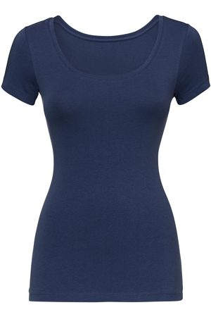HEMA Dames T-shirt Donkerblauw