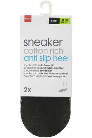HEMA 2-pak Sneakersokken