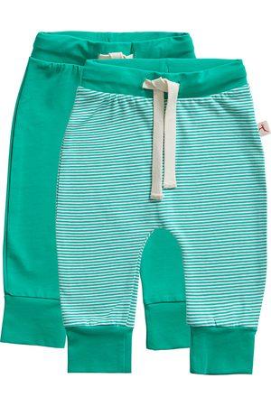 Ten Cate Broek Stripe and mint 2 pack maat 74/80