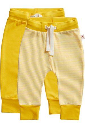 Ten Cate Broek Stripe and lemon chrome 2 pack maat 86/92
