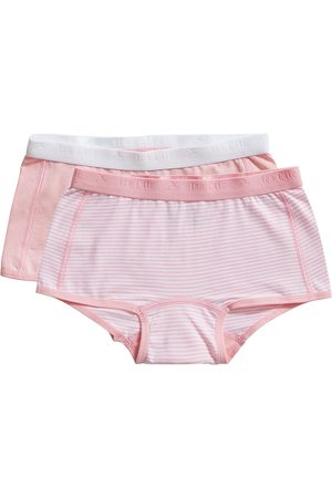 Ten Cate Shorts Stripe and candy pink 2 pack maat 98/104