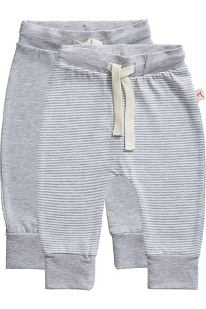 Ten Cate Broek Stripe and light grey melee 2 pack maat 86/92
