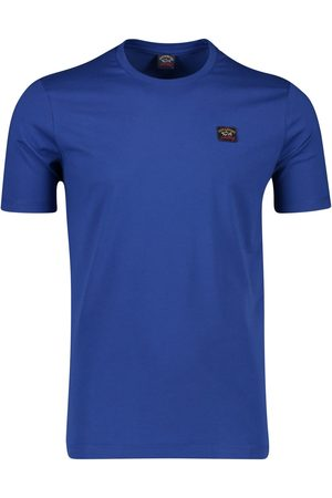Paul & Shark T-shirt blauw ronde hals