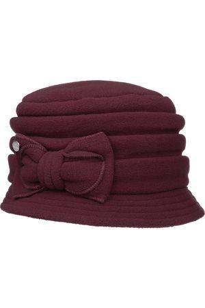 Lierys Dames Cloche Fleece Hoed Uni by