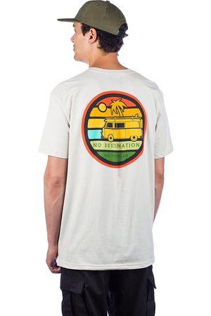 Dravus Heren Korte mouw - No Destinations T-Shirt