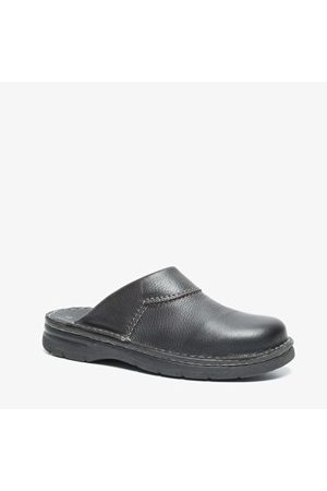 Hush Puppies Leren heren pantoffels