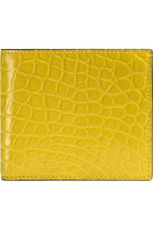 Gucci Heren Portemonnees - Crocodile wallet