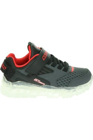 Skechers Jongens Sneakers - Ice Lights klittenbandschoenen