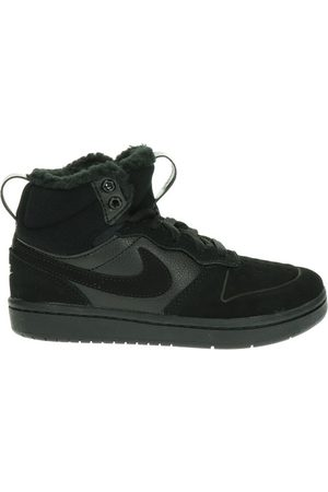Nike Jongens Sneakers - Court Borough Mid hoge sneakers