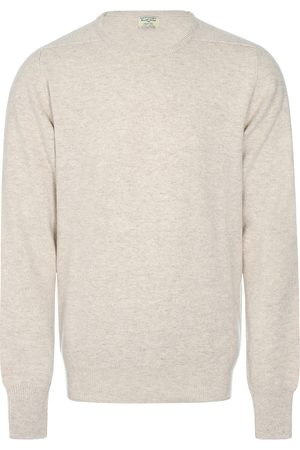 William Lockie Heren Lambswool O-neck