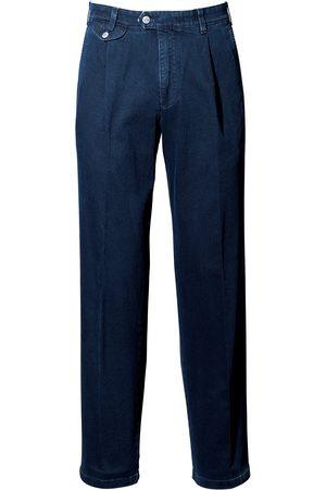 Brax Bandplooi-jeans model Fred met veiligheidszak Van Eurex by