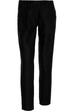 Brax Dames Broeken - Modern Fit-broek model Melo van 100% linnen Van Feel Good