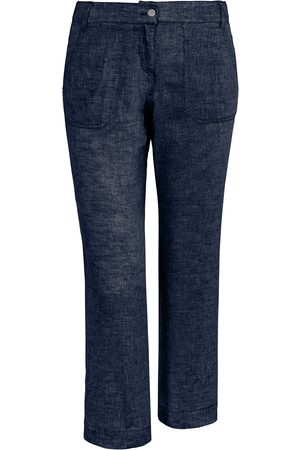 Brax Dames Korte broeken - 7/8-broek model maine sport van 100% linnen Van Feel Good