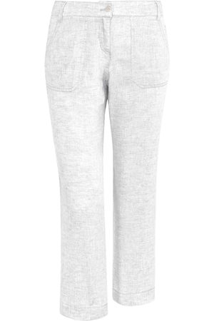 Brax Dames Korte broeken - 7/8-broek model maine sport van 100% linnen Van Feel Good