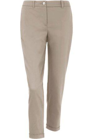 DAY.LIKE Dames Slim & Skinny broeken - Slim Fit-broek Van