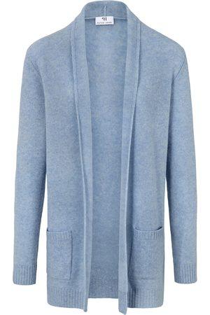 Peter Hahn Dames Vesten - Vest van 100% scheerwol-merinos Van