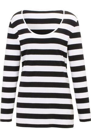 Anna Aura Dames Shirts - Shirt met ronde hals Van