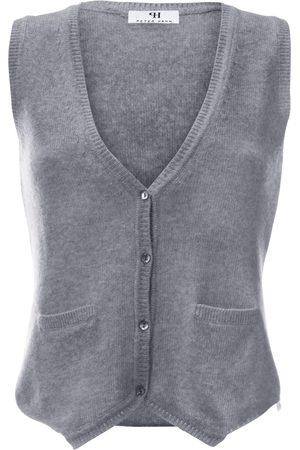 Peter Hahn Vest van 100% scheerwol Van