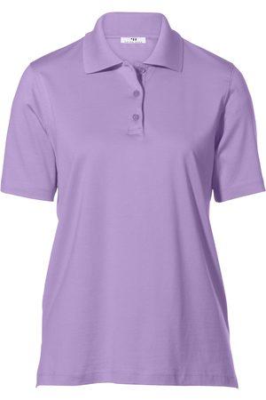Peter Hahn Dames Poloshirts - Poloshirt met korte mouwen Van