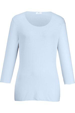 Peter Hahn Dames Shirts - Shirt met 3/4-mouwen Van