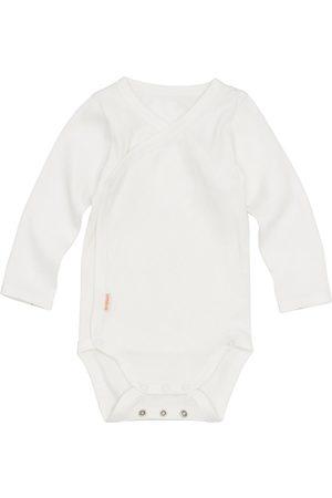 HEMA Newborn-prematuur Overslagromper Bamboe Stretch