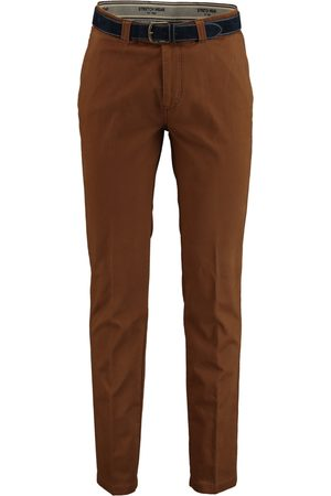 Bos Bright Blue Chino regular fit 1U-1791/027