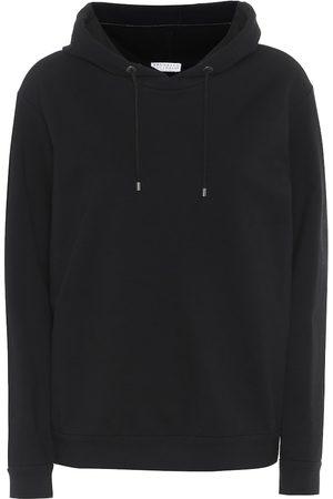 Brunello Cucinelli Dames Truien - Stretch-cotton hoodie