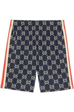Gucci Heren Shorts - GG jacquard shorts