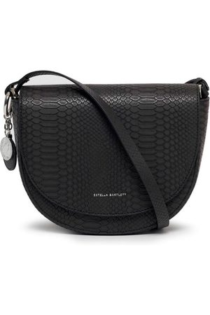 ESTELLA BARTLETT Dames Handtassen - Crossbodytas The Loman Saddle Bag Snake