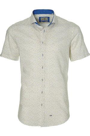 Hensen Heren Overhemden - Overhemd - Slim Fit