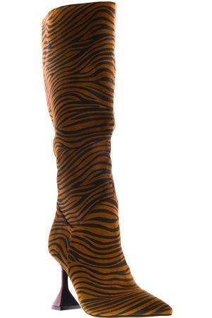 Jeffrey Campbell Dames Laarzen - Laarzen zebra