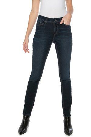 Cambio Dames Slim - Jeans Blauw 9125 0015 99